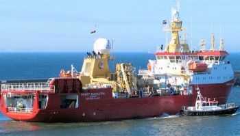 UK: Fugro Subsea Services Mobilises RRS Ernest Shackleton for Inspection Projects in North Sea