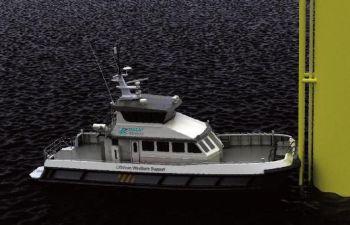 UK: Seacat Services Orders Two South Catamaran 19m WFSV