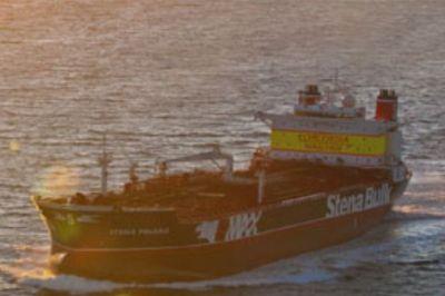 Sweden: Concordia Maritime Takes Delivery of Product Tanker Stena Premium