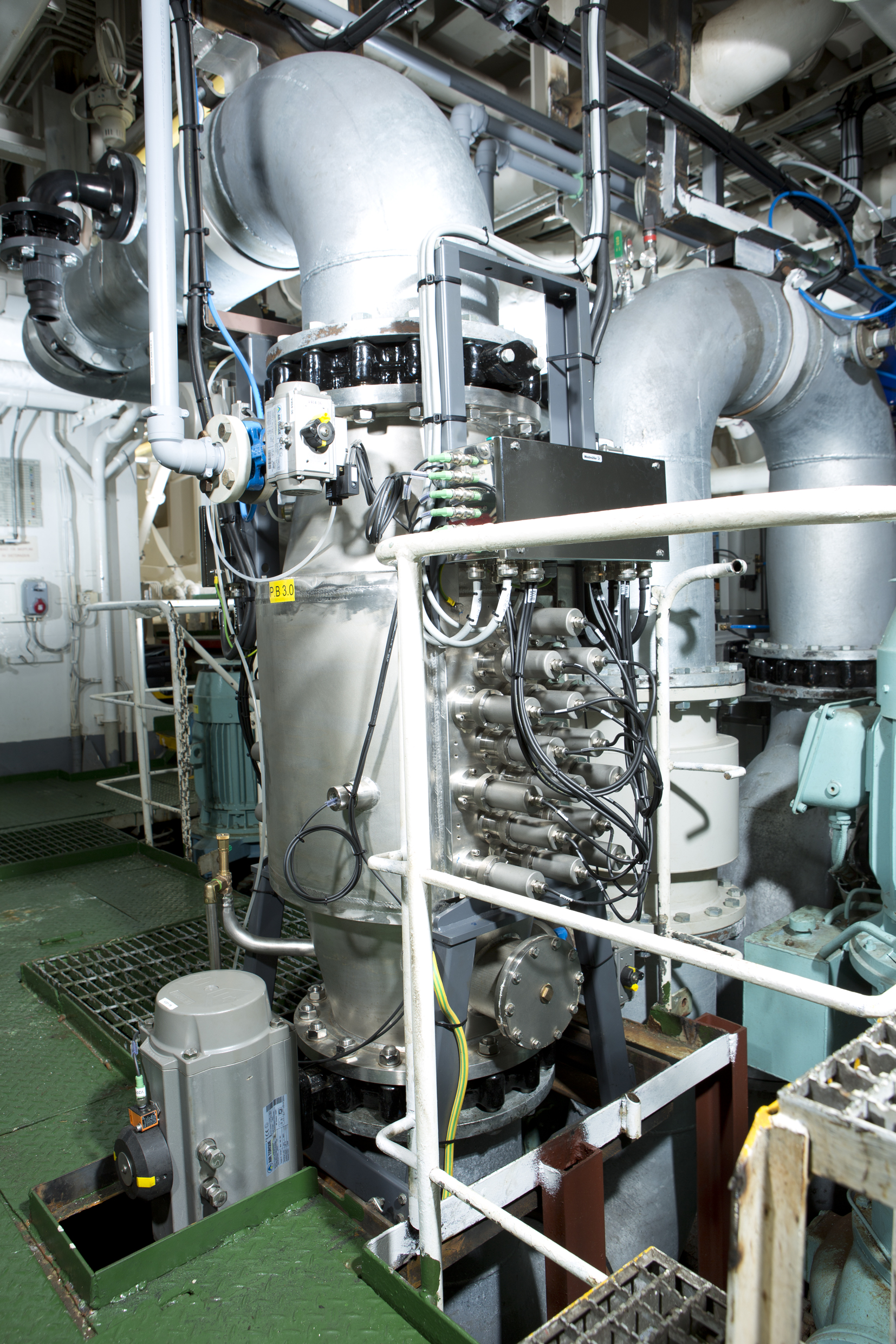 Alfa Laval PureBallast has completed required USCG testing procedures