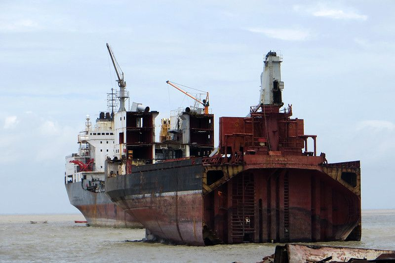 Demolition of crude oil tankers: All talk and little walk