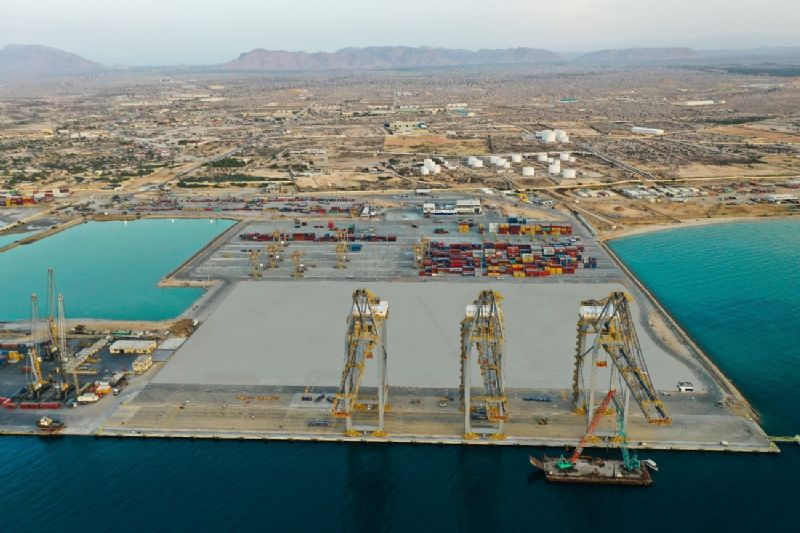 DP World and Somaliland open new terminal at Berbera Port, Announce Second Phase Expansion and Break Ground for Economic Zone