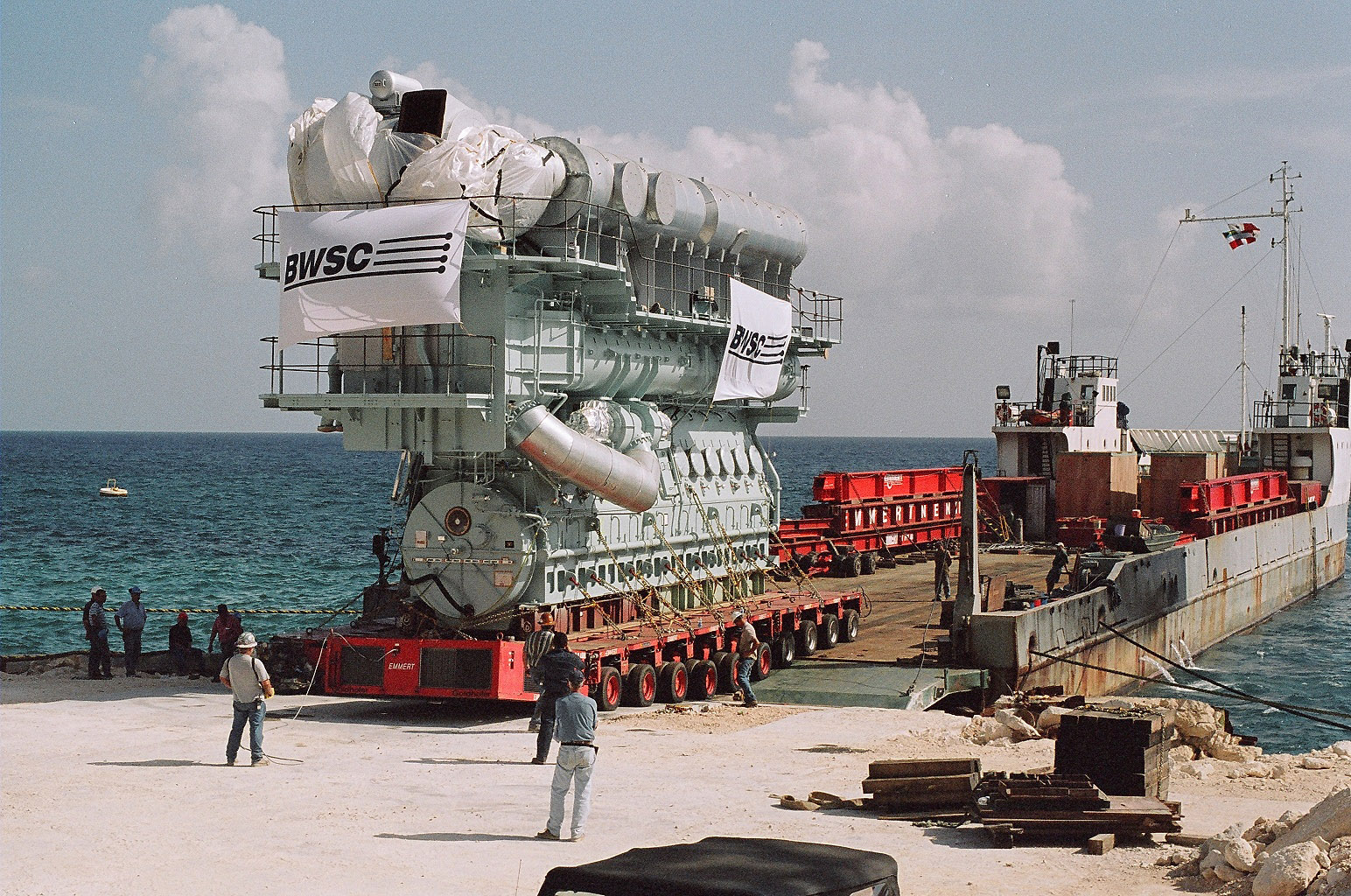 MAN B&W Engines to Drive Cypriot Power Plant