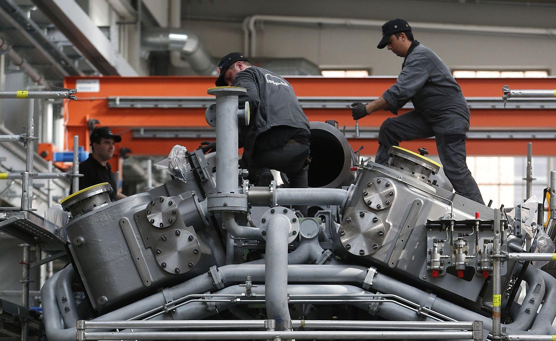 MAN Diesel & Turbo conducts gas engine power plant study