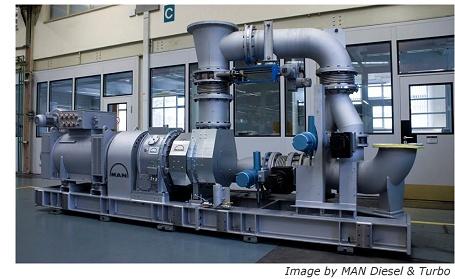 MAN Diesel & Turbo Technology Boosts Efficiency