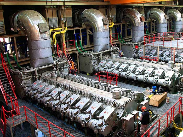 MAN to supply engines for more Karadeniz Powerships