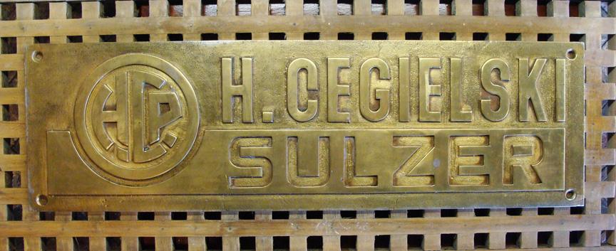 Marine and industrial Sulzer medium speed engines of Z40 series