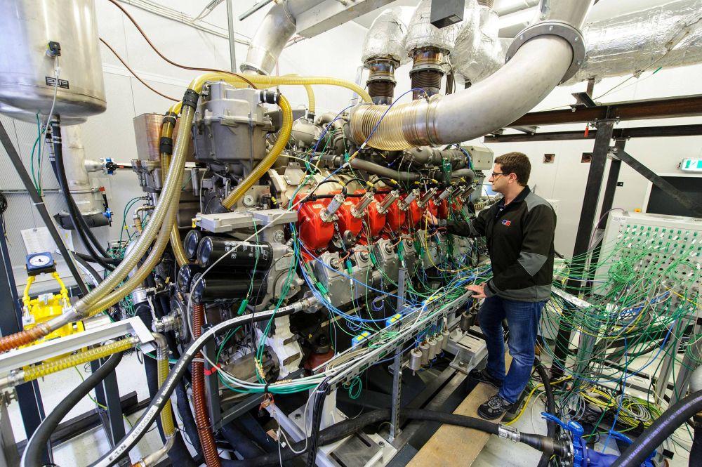 New MTU gas engine proves its worth
