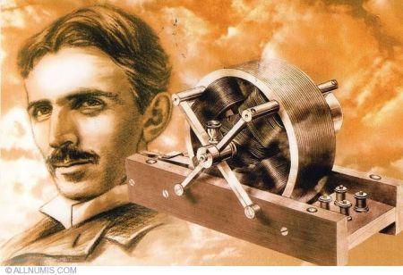 Nikola Tesla - Everything is the Light