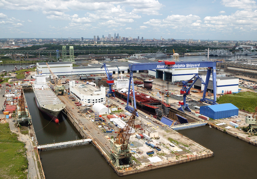 Philly Shipyards to Build Four Containerships for New Hawaii Liner Service