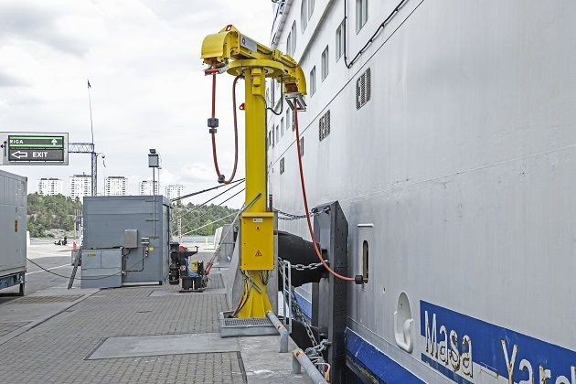 Port of Tallinn to use only locally produced green electricity