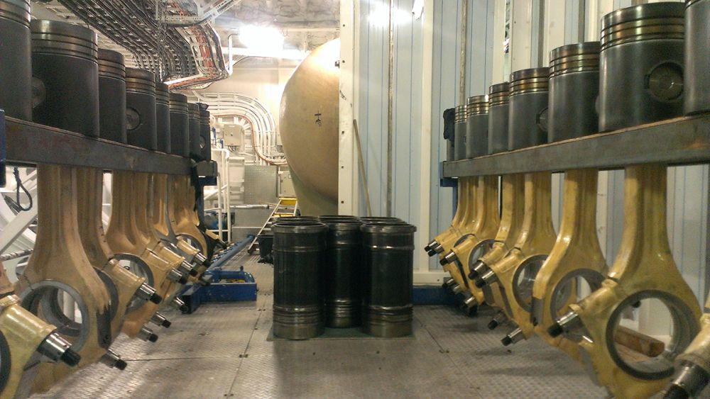 Rolls-Royce: All-Gas Keeps Engine Clean