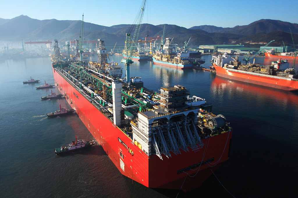 The Largest Vessel The World Has Ever Seen, Prelude FLNG: Watch Video