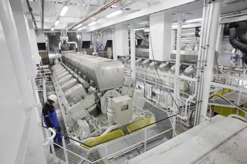 Wärtsilä Finds Faults in Marine Engine Fuel Tests