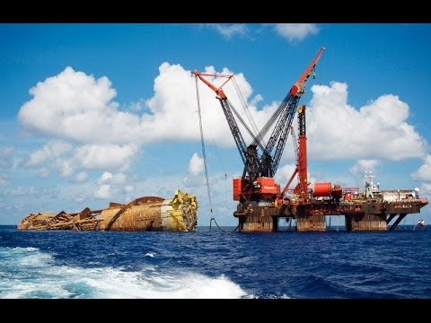 Watch: The Deepest Floating Oil Platform In The World